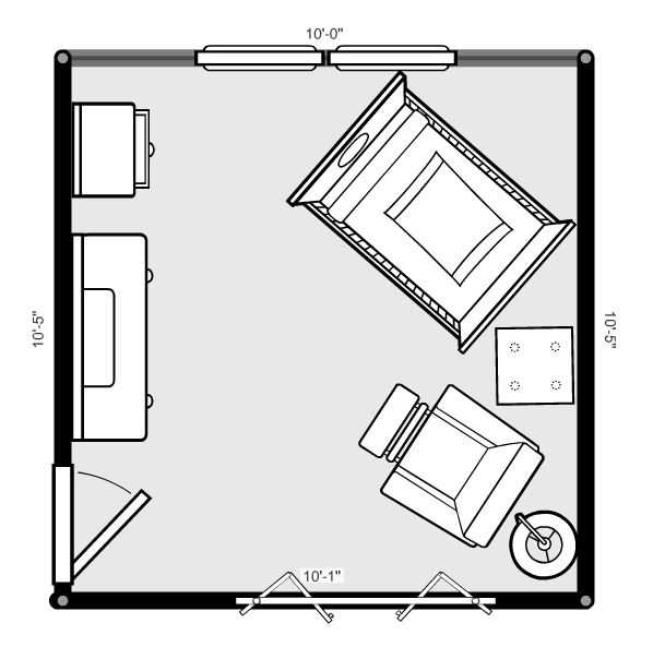Baby Room Layout Planner