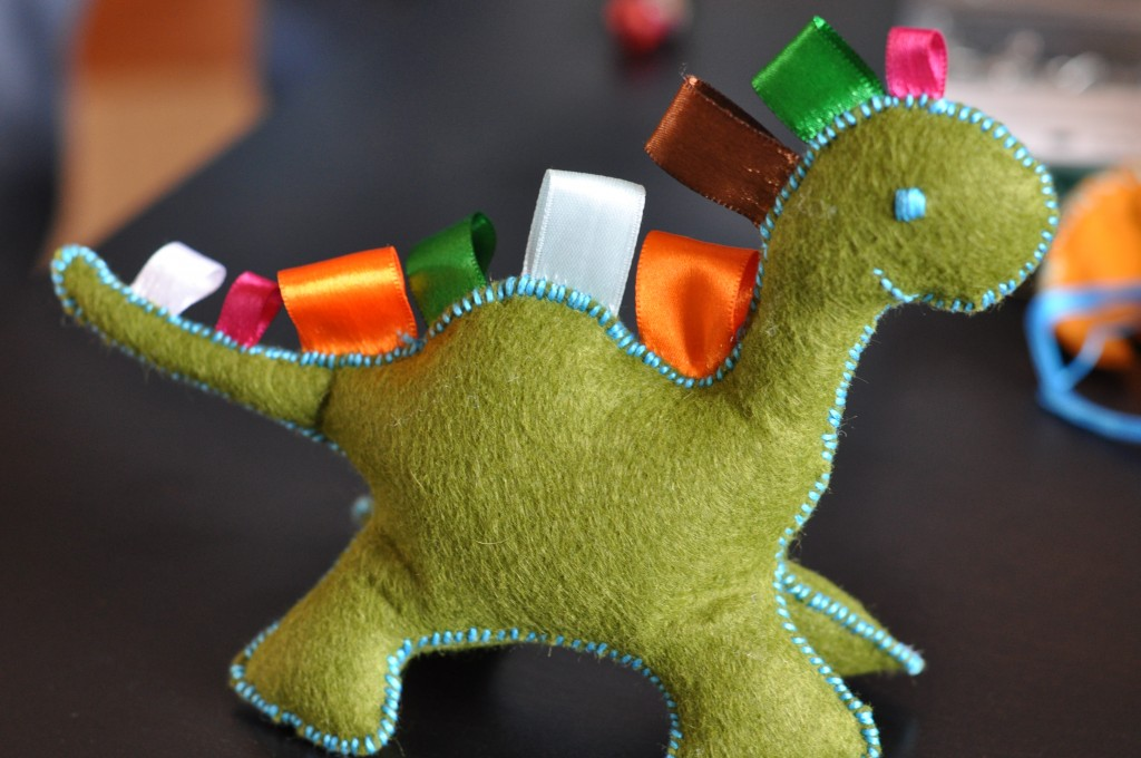 How To Make A Taggie Stuffed Animal Toy